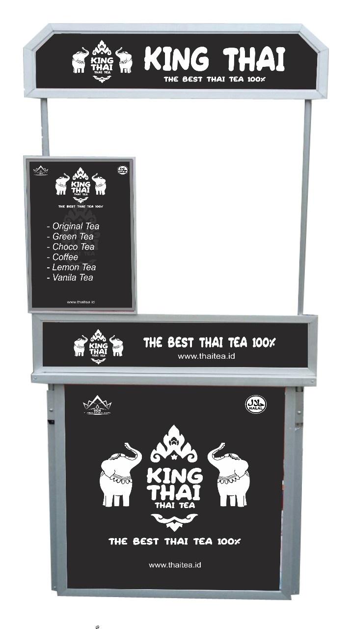 King Thai Tea The Best Thai Tea 100